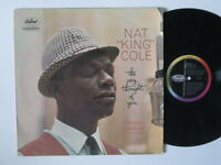 NAT KING COLE  - 12 inch LP - THE  VERY THOUGHT OF YOU, £7.99!