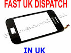 Samsung Galaxy Ace GT S5830 Front Touch Screen With Digitizer Black UK
