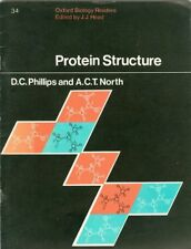 PROTEIN STRUCTURE (BIOLOGICAL READERS), DAVID CHILTON PHILLIPS, A.C.T. NORTH, Us