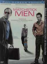 Matchstick Men (Full Screen), New DVD, Nicolas Cage, Alison Lohman, Sam Rockwell
