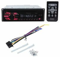 PIONEER DEH-150MP Car Audio Stereo CD/MP3 Player Receiver w/ Remote Control