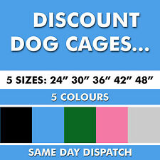 Dog Cage Cozy Pet Crate Puppy Pink Cat Travel Fabric
