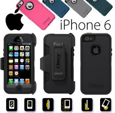 Otterbox Defender Series mit Clip Hülle Case Bumper iPhone 6, iPhone 6S