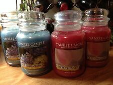"Two Yankee Candle 22 oz Large Jars ""Your Choice"""