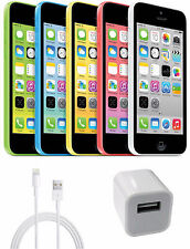 Apple iPhone 5C Unlocked 8 16 32 GB White Pink Blue Green AT&T T-Mobile
