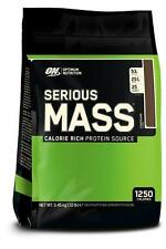(10,43 € / kg) Optimum Nutrition Serious Mass - 5455g