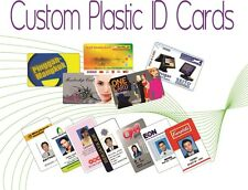 Custom Made ID Cards -Printing on Plastic PVC Staff Membership Business Discount