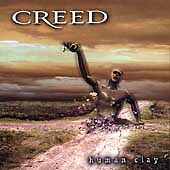 Human Clay by Creed (CD, 2000, Wind-Up / BMG)