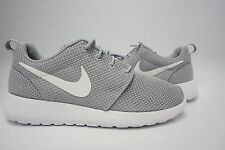 511881-023 MEN'S NIKE ROSHE RUN WOLF GREY/WHITE