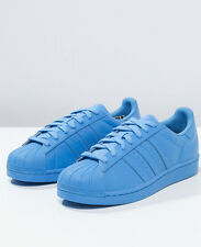 Adidas Superstar Supercolor ~ Lucky Blue ~ Pharrell Williams *Limited*