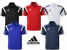 Adidas Mens Climalite Short Sleeve Polo Shirt Top Sports T-Shirt Tee S - 2XL New