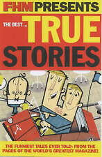 FHM  Presents the Best... True Stories by Carlton Books Ltd (Paperback, 2002)