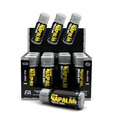 FA Nutrition Napalm Shots 12x 60ml für den Extra Kick beim Training