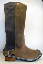 NEW Sorel Slimboot Womens Waterproof Tall Leather Boots Stratus Various Sizes
