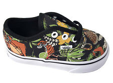 Vans Toddler Authentic (Disney) The Jungle Book-Black