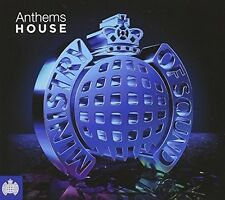 Ministry Of Sound Anthems House (CD Used Very Good)
