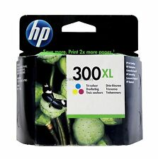 Genuine HP 300XL High Yield Color Inkjet Cartridge; Europe No Retail Box Expired