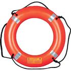 "Mustang 30"" Lifering w/Tape Orange - Marine Safety/Survival/Life Jacket"