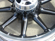 HARLEY  FRONT WHEEL 9 SPOKE ROAD KING  ULTRA STREET ELECTRA GLIDE FLHR 2000-2007