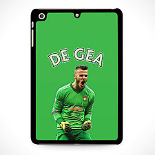 David De Gea Artwork Manchester United Utd Cover Case For IPAD MINI 2, 3 or 4