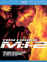Mission: Impossible II (Blu-ray Disc, 2007, Blu-Ray; Widescreen)