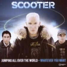 Jumping All Over The World - Whatever You Want - SCOOTER [2x CD]