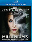 The Girl Who Kicked the Hornet's Nest (Blu-ray/DVD, 2012, Canadian)