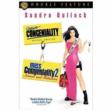 Miss Congeniality / Miss Congeniality 2: Armed and Fabulous Double Feature) NEW