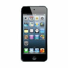 "APPLE iPOD TOUCH 16GB 5TH GENERATION MP3 PLAYER 4"" IPS 5MP iSIGHT CAMERA GREY"