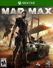 New Mad Max for Xbox One  /Factory Sealed