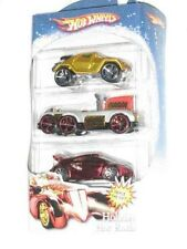 2007 Target Holiday Hot Rods 3-Pack Semi-Psycho Collectibles Collector Car Matte