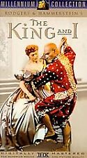 The King and I [VHS], New VHS, Geoffrey Toone, Alan Mowbray, Pa, Walter Lang