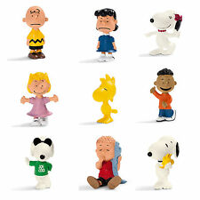 SCHLEICH PEANUTS FIGURE - Choice of 22 different inc Charlie Brown and Snoopy