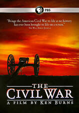 The Civil War: A Film Directed By Ken Burns (DVD, 2011, 6-Disc Set, 150th Annive