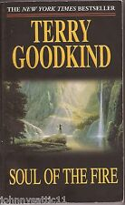 Soul of the Fire by Terry Goodkind (2000, Paperback) 9780812551495