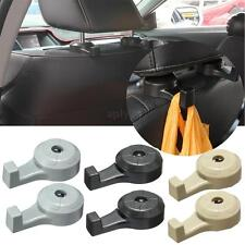 2x Universal Car Seat Portable Headrest Purse Bag Organizer Holder Hanger Hook