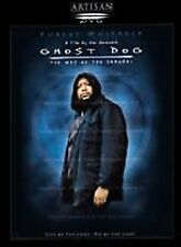 Ghost Dog: The Way of the Samurai (DVD, 2001, Sensormatic) SEALED FREE SHIPPING!