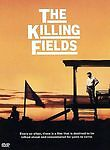 The Killing Fields (DVD, 2001, Special Edition) Same Waterston RARE