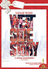 West Side Story (DVD, 2003, Single Disc Version) Brand New Sealed