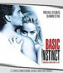 Basic Instinct Unrated Director's Cut) [Blu-ray]