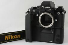 *Excellent++*Nikon F3HP 35mm SLR Film Camera  w/Motor Drive MD-4 from japan #160