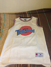 SPACE JAM LOONEY TUNES TOON SQUAD MICHAEL JORDAN BASKETBALL JERSEY