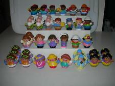 """Little People Figures by Fisher Price """"Your choice of one"""" 1.99 plus shipping"""