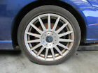 Ford focus LR ST 170 17 inch alloy wheel rim & tyre set of 4 CHEAP