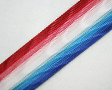 British WW1 Mons/1914-1915 Star New Full Size Replacement Medal Ribbon 15cm 30cm
