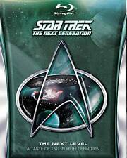 Star Trek: The Next Generation - The Next Level (Blu-ray Disc, 2012) W/Slipcover