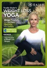 Trudie Styler's Weight Loss Yoga (DVD, 2011)