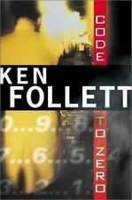 G, Code to Zero, Ken Follett, 0525945636, Book