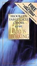 VHS Brooklyn Tabernacle Choir Live God Is Working 2000 Christian gospel concert