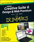 Adobe Creative Suite 6 Design and Web Premium: All-in-one for Dummies by...